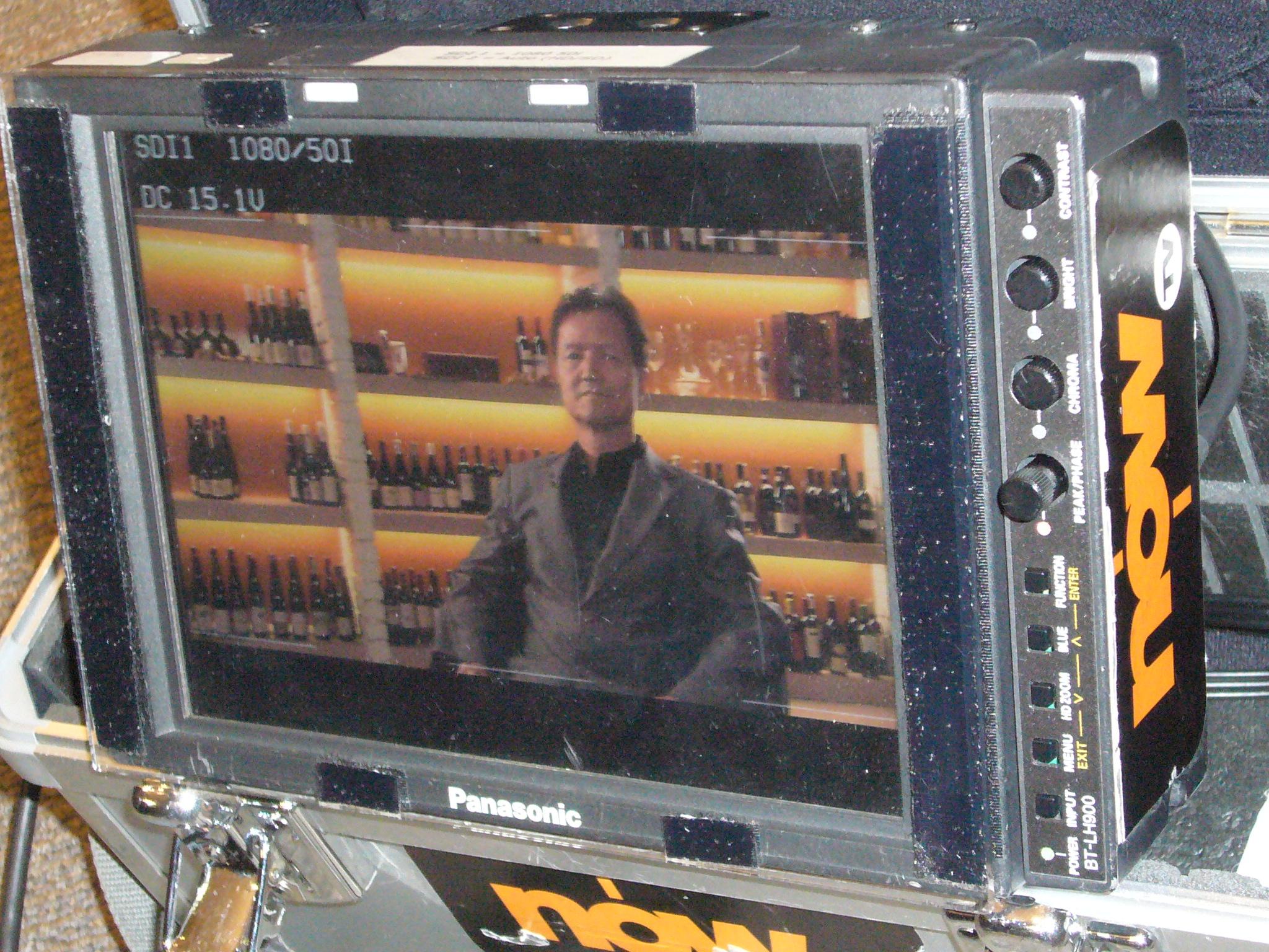 NOW TV 電視訪問